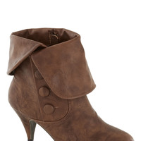 Threshold My Attention Bootie | Mod Retro Vintage Boots | ModCloth.com