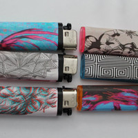 Pack of Five Mystery Lighters