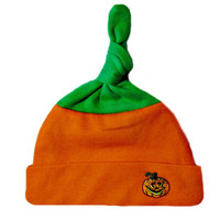 Little Pumpkin Baby Hat