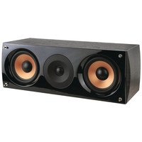 "PURE ACOUSTICS Supernova-C 5.25"" 2-Way Supernova Series Center Channel Speaker with Lacquer Baffle"