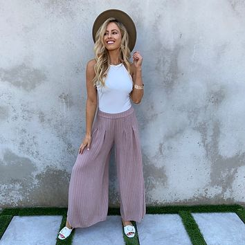 Pink Valley Pants