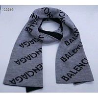 BALENCIAGA Autumn Winter Scarf