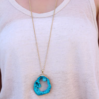 Great Barrier Reef Necklace