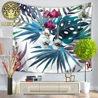 Medusa 2017 oak wall tapestry,bedroom living room wall decor GT1023
