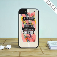 Say Hello To Summer iPhone 5S Case