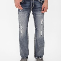 Rock Revival Flavian Relaxed Straight Jean