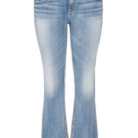 silver jeans co. ® tuesday plus size medium rise jeans