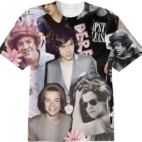 harry styles forever created by rococoprince | Print All Over Me