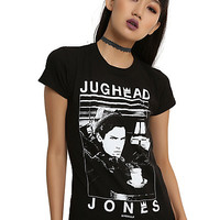 Riverdale Jughead Coffee Girls T-Shirt
