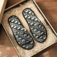 Dior summer new men's and women's indoor non-slip slippers shoes