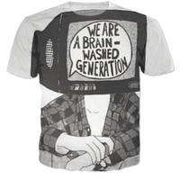 Brain washed generation