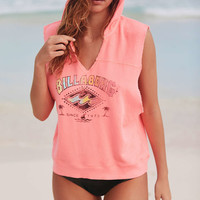 Billabong X UO Sunny Eyes Sleeveless Hoodie Sweatshirt - Urban Outfitters