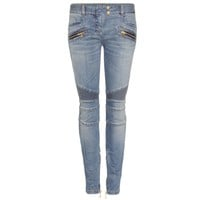 mytheresa.com -  LOW-RISE SKINNY JEANS - Luxury Fashion for Women / Designer clothing, shoes, bags