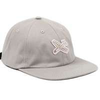 Glider Logo Grey Polo Hat | Benny Gold