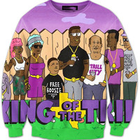 Queen of the Trill Swag Sweatshirts
