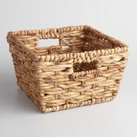 Natural Seagrass Double Twist Betty Basket