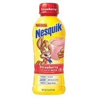 Nesquik Strawberry Milk 16 oz