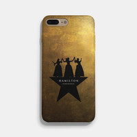 Hamilton Schuyler Sisters Musical iPhone 7 / 7 Plus Case