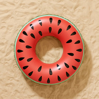 Watermelon Inner Tube Pool Float | Urban Outfitters