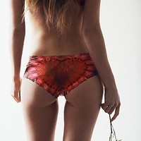 Private Arts Womens Sweetheart Shimmer Undie