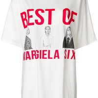 Best of MM6 Graphic T-Shirt by Maison Margiela