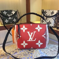 LV Louis Vuitton WOMEN'S MONOGRAM CANVAS BABYLONE HANDBAG SHOULDER BAG