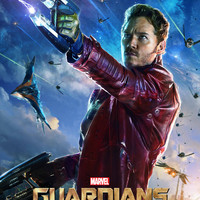 Guardians of the Galaxy (2014) UV Poster v010 27 X 40