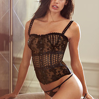 Lace-up Corset - Very Sexy Luxe - Victoria's Secret