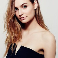 Free People V-Wire Tube Top