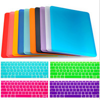 matte laptop case protective shell for mac book macbook pro 13/retina 12 13 air 11 13 notebook sleeve computer accessories