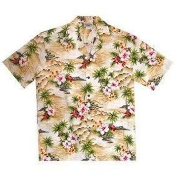 maize boy hawaiian shirt