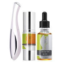 Under Eye Wrinkle Treatment 3 in 1 Anti-Aging instantly lift your face w/natures botonex in a bottle