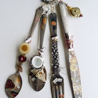 "Art Food AND Motherhood: Feature Article in the Rocky Mountain Outlook ""Junk to Gems at Wild Flour"" by Michelle Macullo"