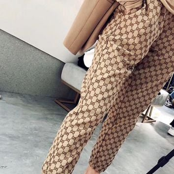 Gucci Women Retro Pants