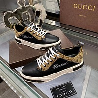 GUCCI  Fashion Men Women's Casual Running Sport Shoes Sneakers Slipper Sandals High Heels Shoes