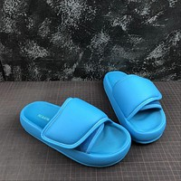 Yeezy Season 7 Slide Blue