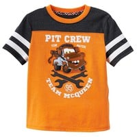 Disney / Pixar Cars Tow Mater ''Pit Crew'' Tee by Jumping Beans - Toddler
