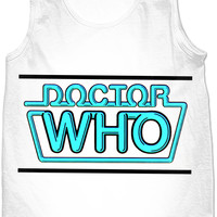 Tank Doctor Who