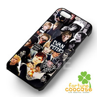 american horror story evan peters-NY for iPhone 6S case, iPhone 5s case, iPhone 6 case, iPhone 4S, Samsung S6 Edge
