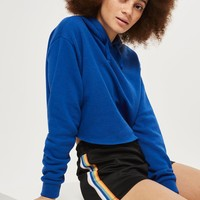 Rainbow Striped Running Shorts | Topshop