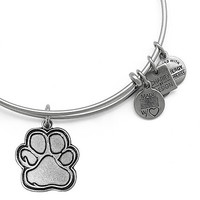Alex and Ani Prints of Love ASPCA Paw Bangle Rafaelian Gold
