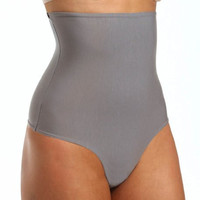 SPANX Spanx Heaven High Waisted Thong (2083) XL/Gray Lust