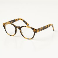 Rounded Tort Reading Glasses by Anthropologie