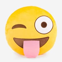 Emoji Pillows - Silly