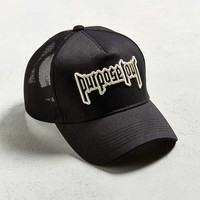 Justin Bieber Purpose Tour Trucker Hat - Urban Outfitters