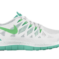 Nike Free 4.0 Hybrid iD Custom Women's Running Shoes - White