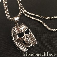 Shiny New Arrival Gift Stylish Jewelry Club Hip-hop Necklace [6542763331]