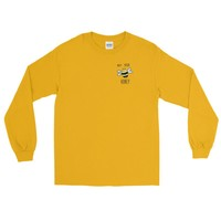 NOT UR HONEY- Cotton Long Sleeve Tee