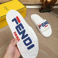 FENDI Fashion Slippers