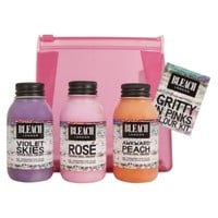 BLEACH Gritty in Pink Non-permanent Colour Kit